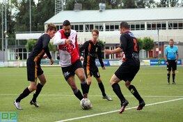 Schagen United in tumultueus duel langs Alkmaarsche Boys