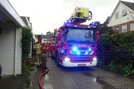 Schoorsteen vat vlam in Schagen, oplettende buren maken melding