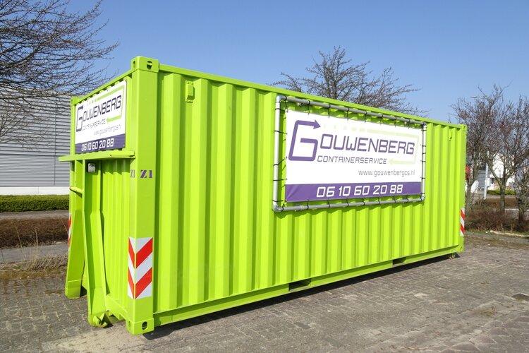 Gouwenberg Containerservice breidt haar dienstverlening uit