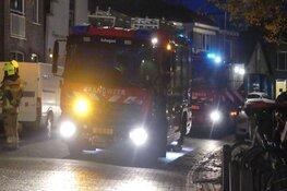 Brandweer naar de Loet in Schagen