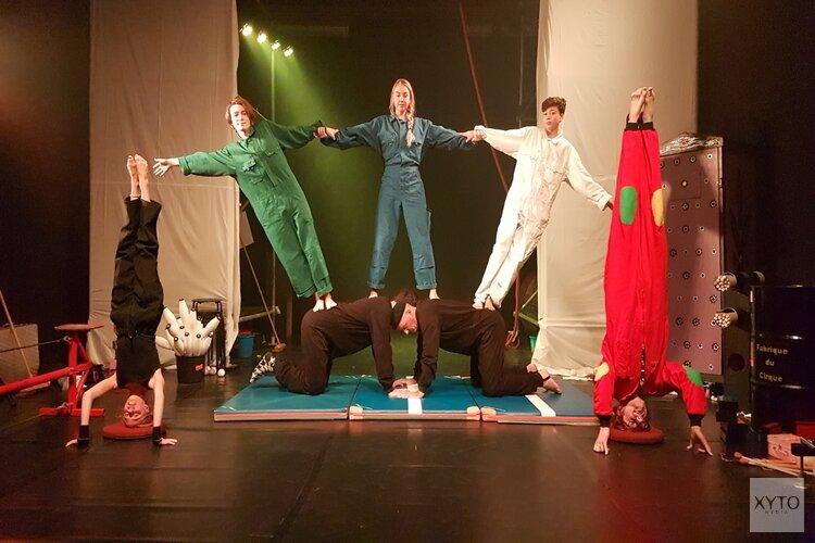 Theatrale, muzikale circusvoorstelling voor jong en oud! in Scagon De Luxe