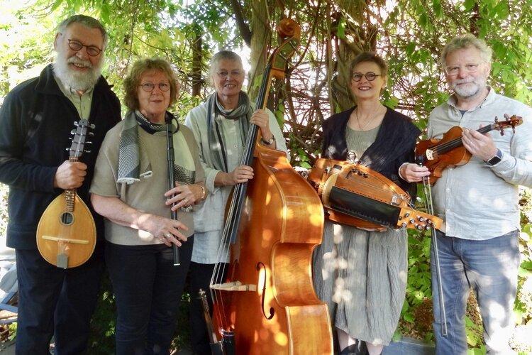 Twee maal Hollandse muziek uit de Gouden Eeuw in Scagon De Luxe