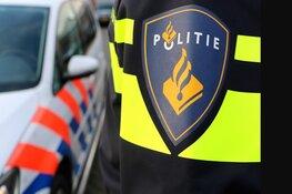 Auto te water in Dirkshorn, bestuurder later aangehouden
