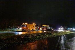 Ernstig ongeval op N241 bij Schagen: weg afgesloten