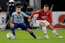 Ajax ten koste van AZ naar kwartfinale