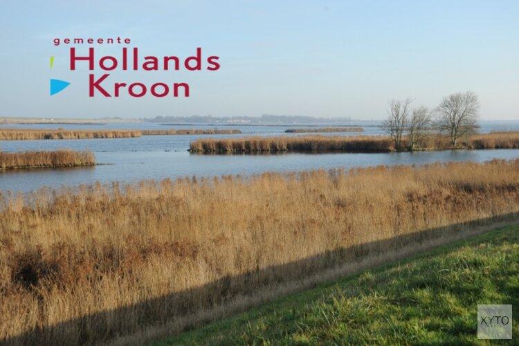 Verkoop bedrijventerreinen Hollands Kroon