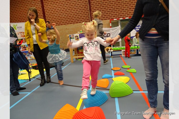 Fitte Start beweeginstuif groot succes