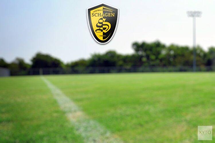 Gosse Bosma ook volgend seizoen hoofdtrainer VV Schagen