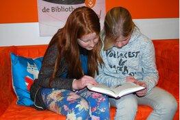Bibliotheek op school in 't Veld