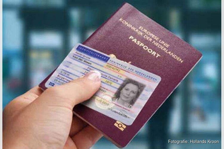 Paspoort, identiteitskaart en rijbewijs in 2018 thuis aan te vragen