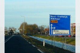 VVD-fracties doen beroep op Provincie: stel aanpak N246 uit!