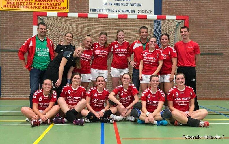 Jos Mienes na dit seizoen nieuwe hoofdtrainer handbalvereniging Hollandia T