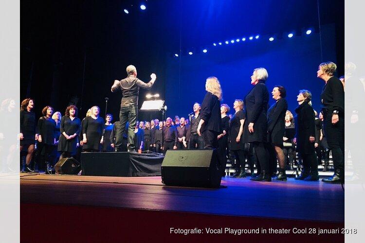 'Nieuwe Jas' nieuw thema Vocal Playground