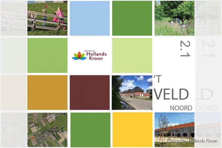 Bestemmingsplan 't Veld Noord voorgelegd aan gemeenteraad