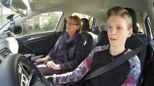 Meer 17-jarigen kruipen achter het stuur (en rijden beter dan 18-jarigen)