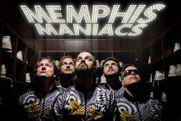 Memphis Maniacs en Scrum keren terug voor 25e Julianapop