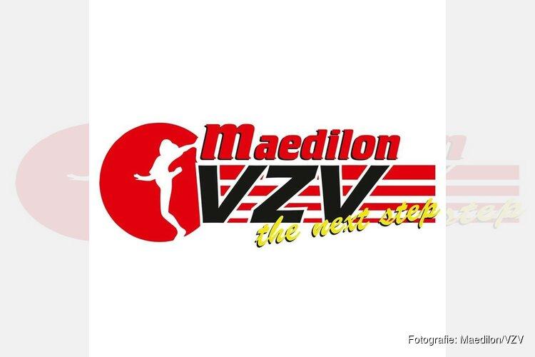 Maedilon/VZV sluit competitie af met nederlaag tegen Tonegido