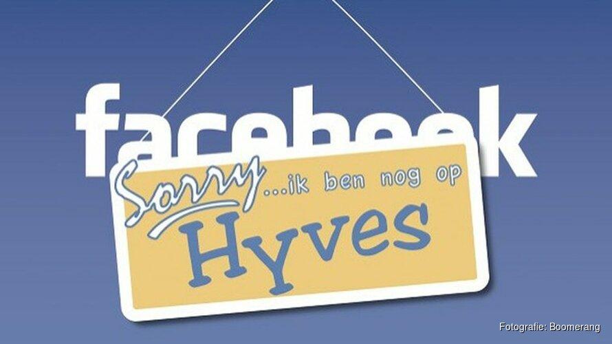 """Oproep tot terugkeer Hyves: """"Met dansende banaan"""""""