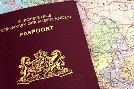 Paspoort thuis laten brengen