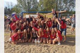 VZV Beach Handbal gaat weer van start