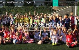 Nieuwe website 'Toekomst voetbal in Schagen' nu online
