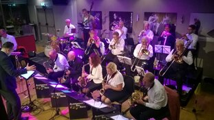 Alkmaarse Big Band presenteert jaarlijks Galaoptreden  in het Scagon Theater