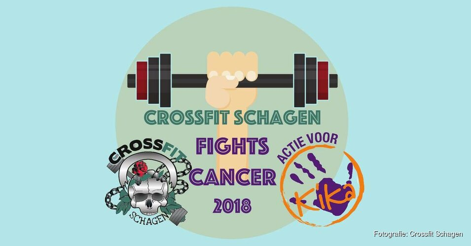 Crossfit Schagen fights Cancer 2018: KiKa