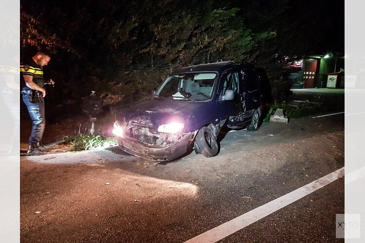 Gewonde na ongeval Schagerbrug