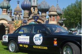 Team Gouwenberg Containers rijdt Baltic Sea Rally voor Dierenopvang Schagen-Hollands Kroon