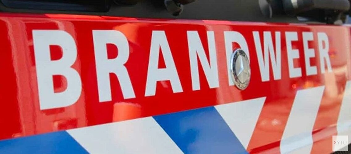 Grote brand op bungalowpark Dirkshorn: één huisje helemaal afgebrand