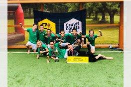 Team Schagen door naar NK Cruyff Courts 6 vs 6!
