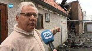 """Flinke schade en verslagenheid na bakkerijbrand in Schagen: """"Dit doet pijn"""""""