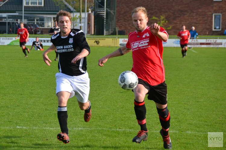 Vier clubs strijden om Burencup 2018