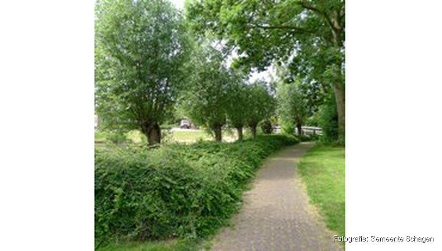 Feestelijke opening Baanpark in Warmenhuizen