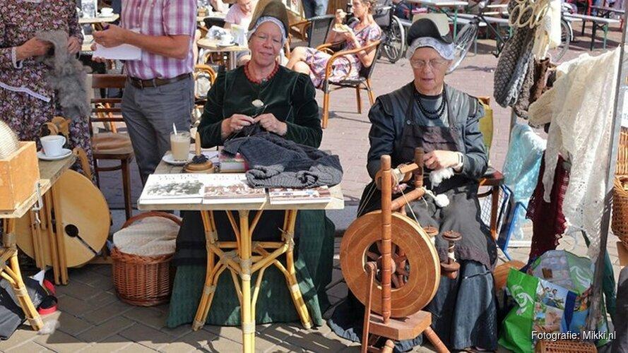 Donderdag Curiosa en Crea Folkloremarkt in Schagen