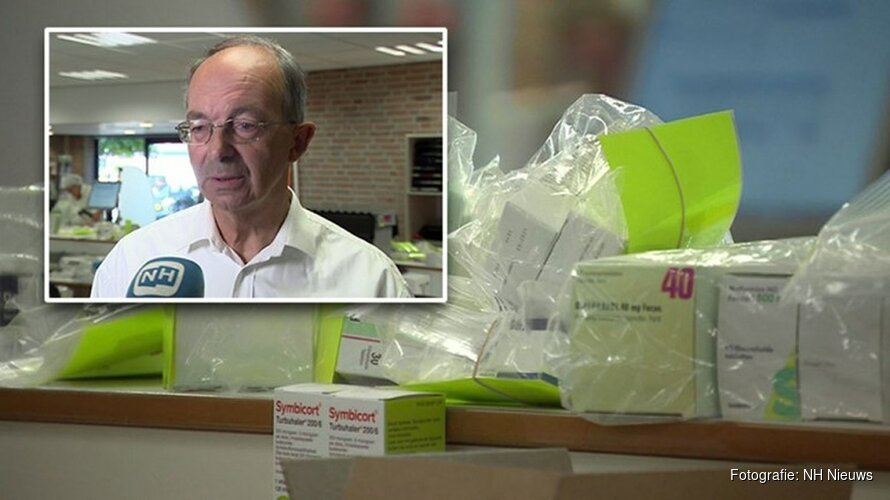 Paniek bij apotheken: groot medicijntekort door softwarefout leverancier
