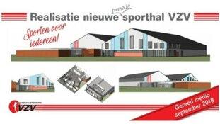 Programma JuRo Unirek VZV in Eredivisie zaalhandbal dames
