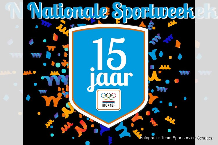 Nationale Sportweek Schagen