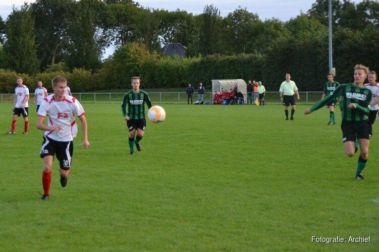 Hollandia T dicht bij winst Burencup
