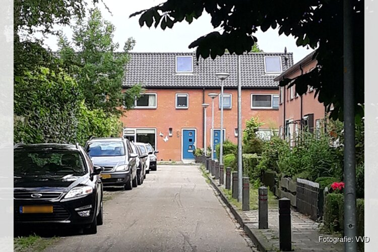 VVD wil Burg. Hulststraat die bereikbaar is voor brandweer