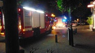 Rookalarm gaat af bij juwelier in Schagen