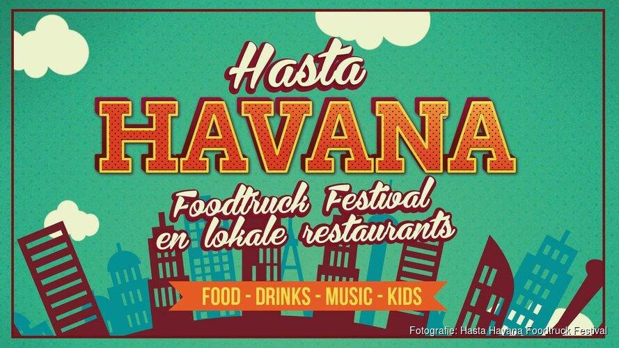 Hasta Havana Foodtruck Festival Schagen