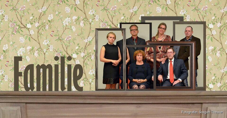 Tussen De Planken Door brengt 'Familie' van Maria Goos  in het Scagon Theater