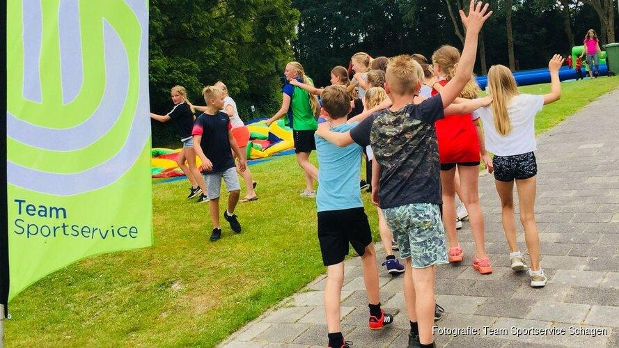 Gratis sporten na school in de Waldervaart