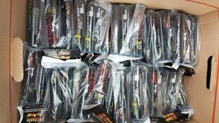 Jongen (16) opgepakt voor bezit van 69 kilo illegaal vuurwerk