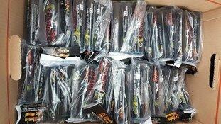 Illegaal vuurwerk in woning Warmenhuizen