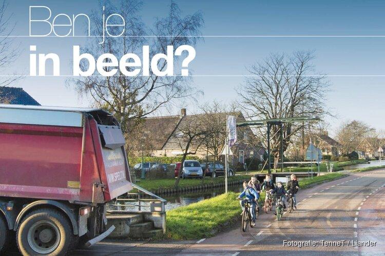 TenneT en Liander starten veiligheidscampagne 'Ben je in beeld?' voor project De Weel
