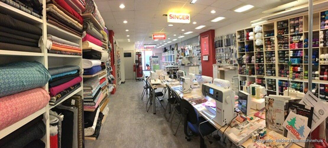 Helders Naaimachinehuis al 25 jaar een begrip