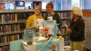 Je bent wat je eet tijdens Nederland Leest in Bibliotheek Schagen
