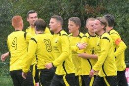 Knappe zege Dirkshorn, Geel Zwart'30 wint met tien man